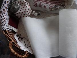 V&H borduurband Off-white 16 cm 12 draads