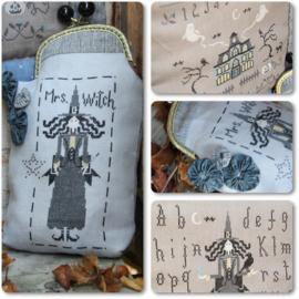 Madame Chantilly - Mrs Witch Sampler