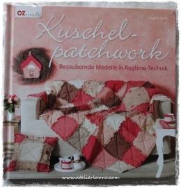 Boek Kuschel Patchwork