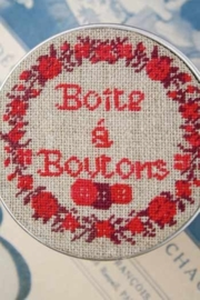 Sajou Boîte Rouge