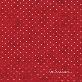 Moda essential Dots Country Red