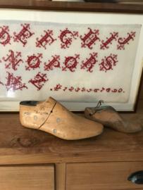 Oude schoenleest