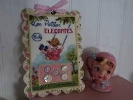 Des histoires a Broder Les Petites Elegantes
