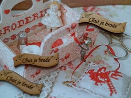 Embroidery Chut je Brode