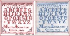 Sabine Taterra - Martha Lemnitzer 1901