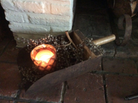 Oude kolenschep