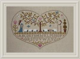 Jardin Privé - Love is where the Sheperd is