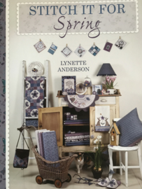Lynette Anderson - Stitch it for Spring