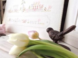 Une Croix le Temps d'un Thé Atelier Fleuri