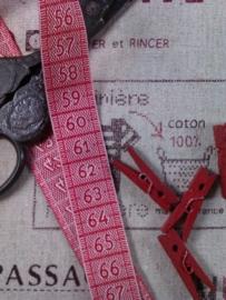 CD Bandje Rode Centimeter