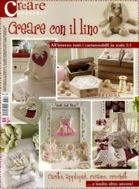 Creare Con il Lino (Italiaans)