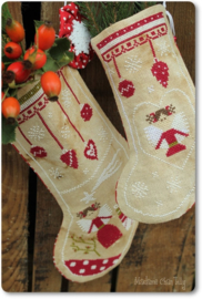 Madame Chantilly - Christmas Stocking
