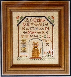 "LHN ""Kitty Cottage Sampler"""