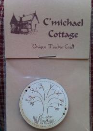 C` Michael Cottage Winter