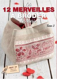 Boek - Les 12 merveilles à broder de Marie (deel III) (Marie Suarez)