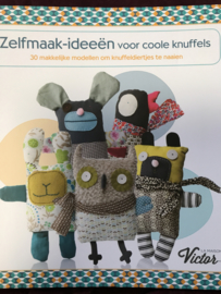 Zelfmaak-ideeën voor coole knuffels - Victor La Maison