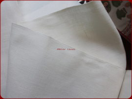 V&H borduurband offwhite 20 cm 14 draads