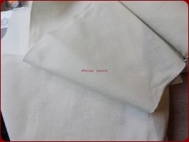 V&H Borduurband Off-White 20 cm 14 drds