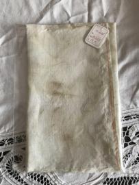 HandDyed linnen 14 drd Sahara 40 x 25 cm
