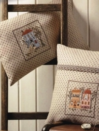 Zweigart Belfast Petit Point Brun
