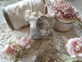 Clayre & Eef Lavendel Geurzakje