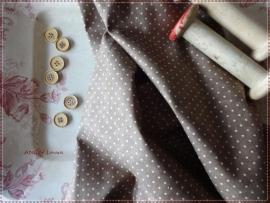 Moda essential Dots Bruin