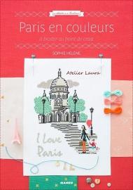 Boek Paris en Couleurs