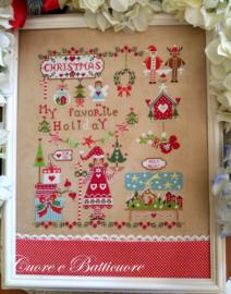 Cuore e Batticuore - Christmas My favorite Holiday