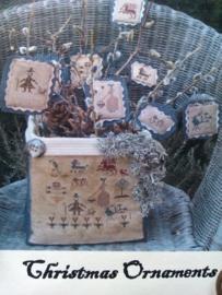 NC Christmas Ornaments