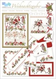 Lindner's Kreuzstiche - Weihnachtszauber