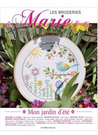 Les Broderies de Marie & Cie - Mon Jardin d'ete