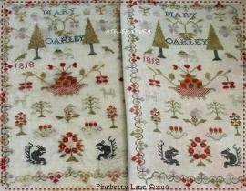 Pineberry Lane Mary Oakley 1818