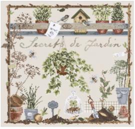 Madame la Fee - Secrets de Jardin