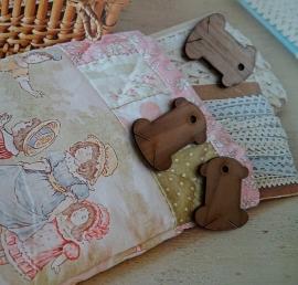Embroidery Opdraai Kaartje