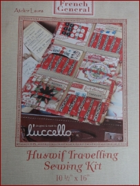 French General Huswife Travelling Sewing Kit