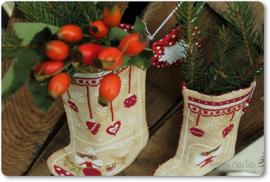 Madame Chantilly - Christmas Stocking