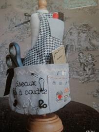 """Cousines et Compagnie Kit """"Mannequin Couture"""""""