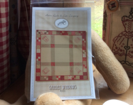Acorn Quilt - Garden Windows