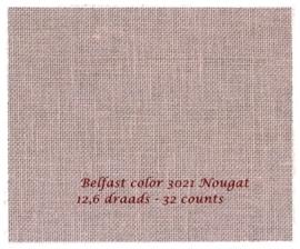 Zweigart Belfast Nougat 3021