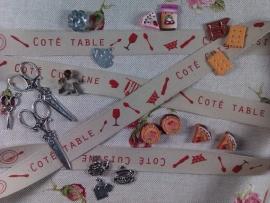 CD Frans bandje Coté Cuisine