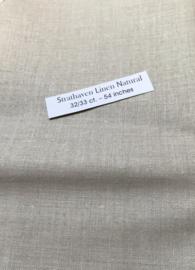 Legacy linen Strathaven Natural - 32/33 count