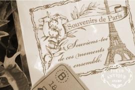 CherieM Souvenirs de Paris