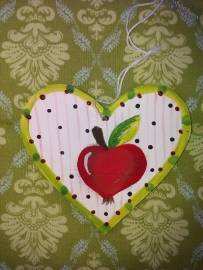 Acufactum Hart rode appel/groen