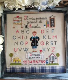 Cuore e Batticuore - Bambino My first schoolday