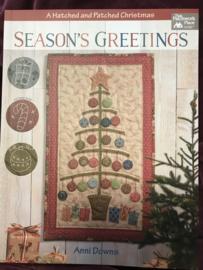 Season's Greetings - Annie Downs