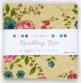 Moda Charm Pack Rambling Rose