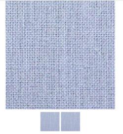 La croix & la Manière - Bleu Acier