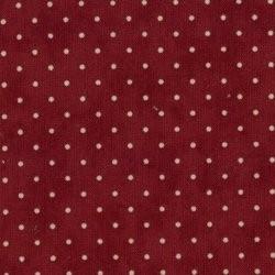 Moda Essential Dots Cranberry
