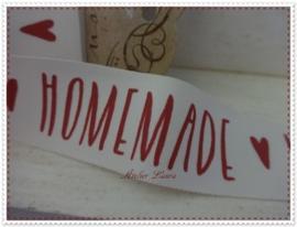 Tilda Ribbon Homemade Red