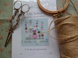 Lillie Violette Le bonheur du printemps